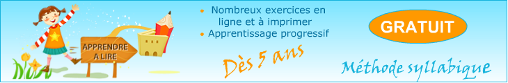 Apprendre  lire